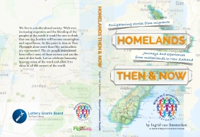 HOMELANDS BOOK COVER
